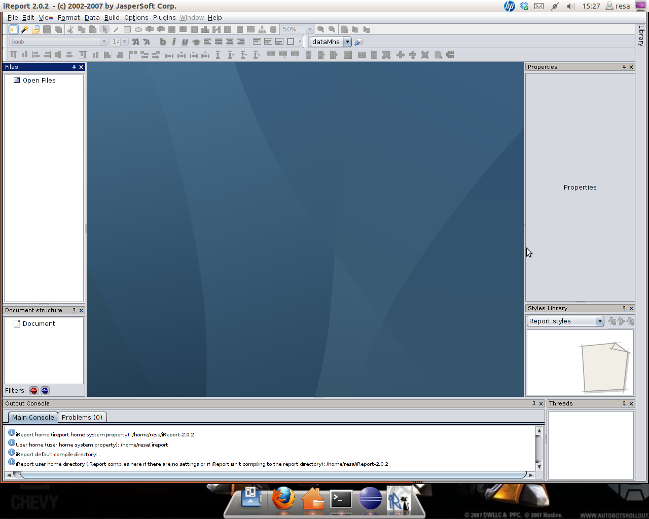 how to use ireport in netbeans