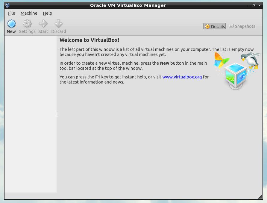 linux di virtualbox – Mari Berbagi