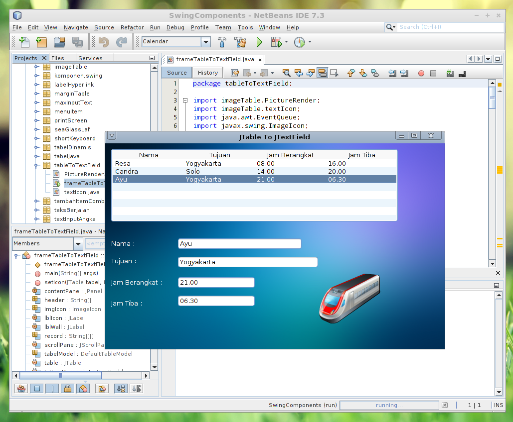 eclipse project Using eclipse for c/c++ programming workspaces are directories that the eclipse ide stores information and files associated with one or more projects one creates a new project for each program, and places the new projects in an existing workspace.