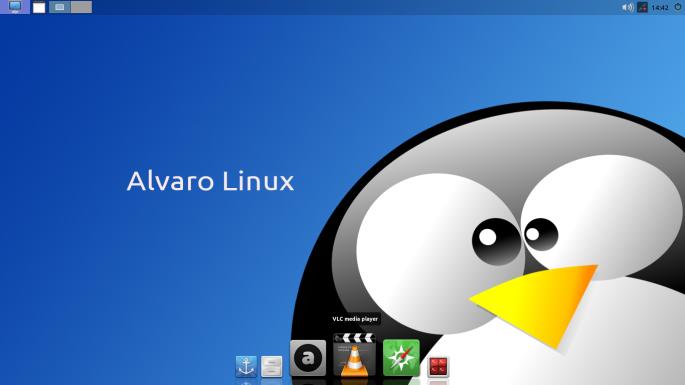 alvaroLinux2LE