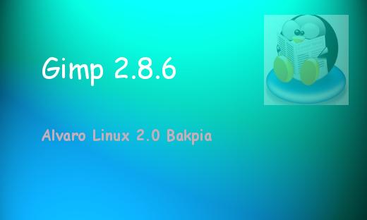 gimpAlvaroLinux