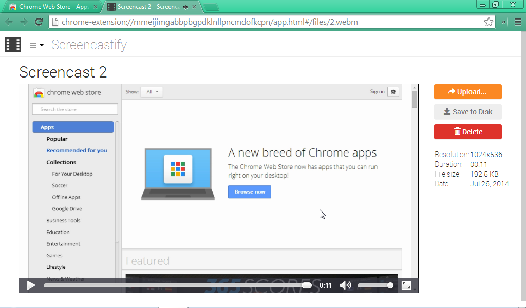 Chrome] Screencast dengan Screencastify – Mari Berbagi