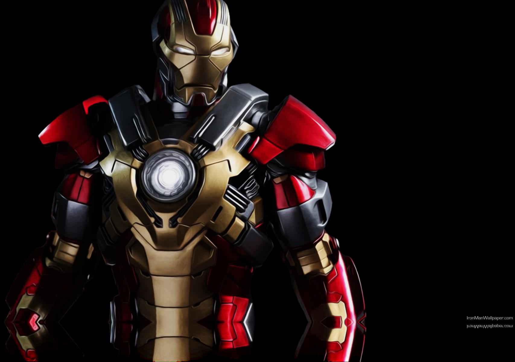 Gambar Keren Hd Iron Man