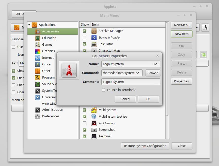 what is java desktop application