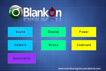Screenshot-Blankon 6 Control Center
