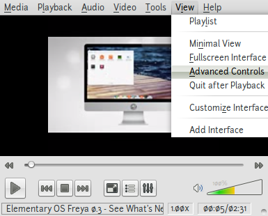 Screenshot-Elementary OS Freya 0.3 - See What's New - 10Youtube.com.3gp - VLC media player