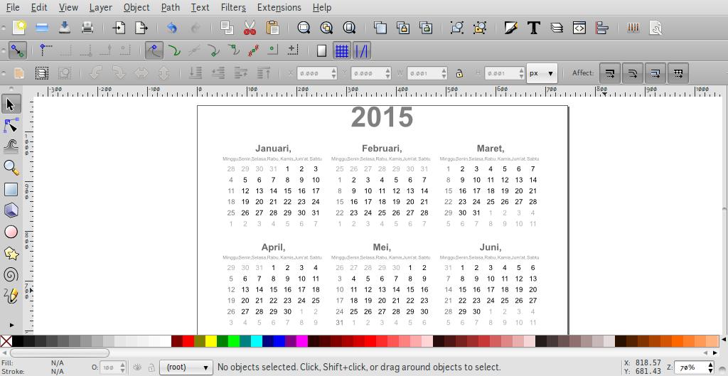 Screenshot-New document 1 - Inkscape-1
