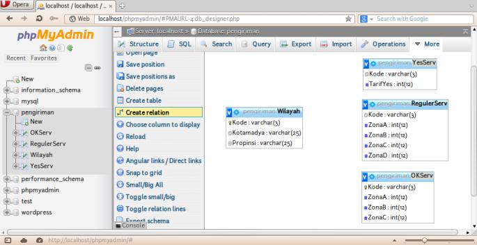 Screenshot-localhost - localhost - pengiriman | phpMyAdmin 4.4.14 - Opera-1