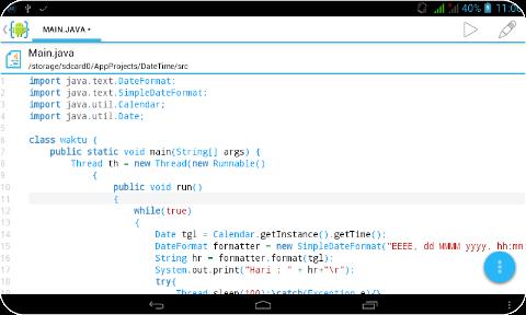 coding java di android – Mari Berbagi