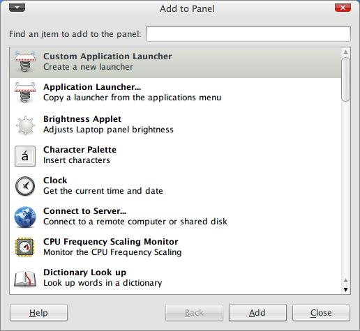 Screenshot-Add to Panel