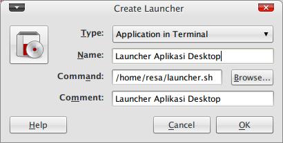 Screenshot-Create Launcher