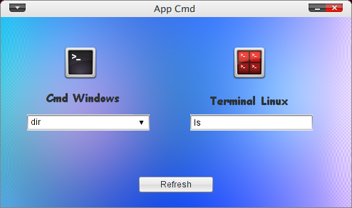 Screenshot-App Cmd-1