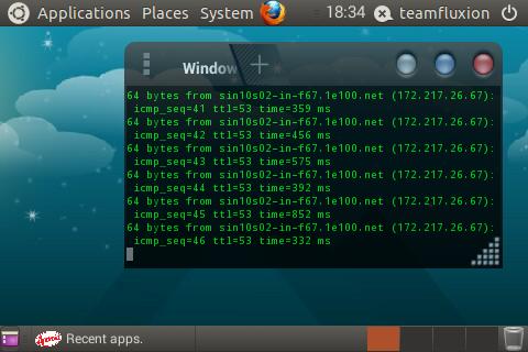 cara internet gratis lewat terminal emulator