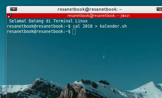 cara internet gratis pakai terminal emulator